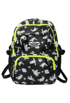 Dynamic Hero School Bag BackPack BP-4