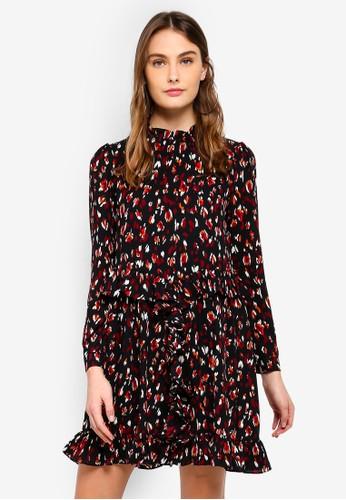 Vero Moda multi Sabby Zigga Short Dress CB1ECAA2D2C406GS_1