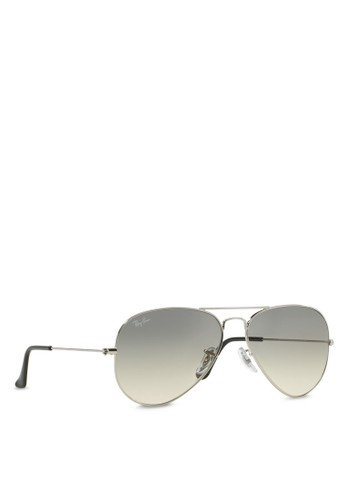 Jual Ray-Ban Aviator Large Metal RB3025 Sunglasses Original   ZALORA  Indonesia 539324fb56