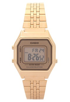 Digital Watch LA680WGA-9DF