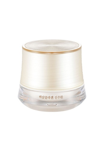 THE FACE SHOP Yehwadam White Ginseng Collagen Pearl Capsule Cream D4319BEB884616GS_1