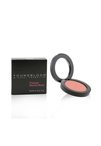 Youngblood YOUNGBLOOD - Pressed Mineral Blush - Posh 3g/0.1oz D6707BEA1EB8D2GS_1