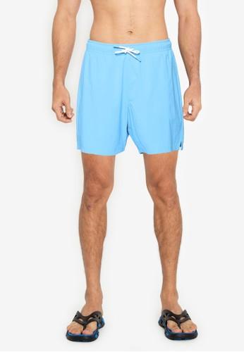 GAP blue 6 Inch Swim Shorts 6A2FDAA369F72BGS_1