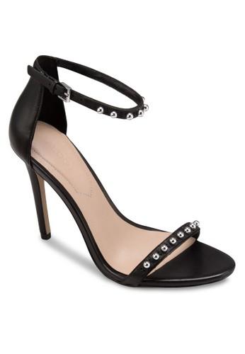 Mckinnons 圓珠飾一字帶繞踝高跟鞋、 女鞋、 鞋ALDOMckinnons圓珠飾一字帶繞踝高跟鞋最新折價