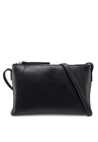 Pieces black Lolly Cross Body Bag A4B99ACC718381GS_1