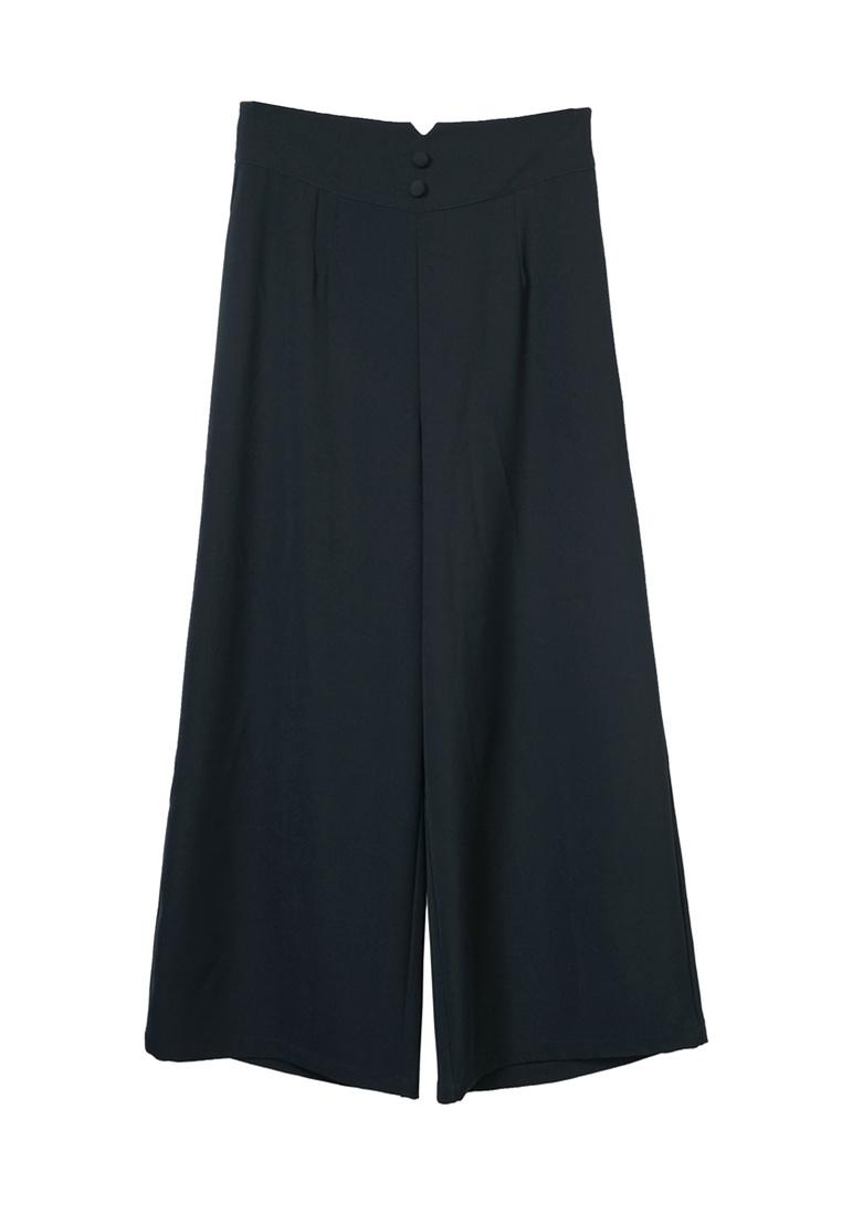 Kodz Kodz Culottes Culottes Wide Wide Legged Blue Legged BSrwBx