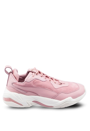 PUMA pink Sportstyle Prime/Select Thunder Fire Rose Shoes C91B6SH1C899FCGS_1