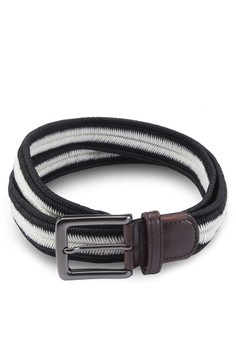 Fishbone Shape Wax Nylon Woven Belts