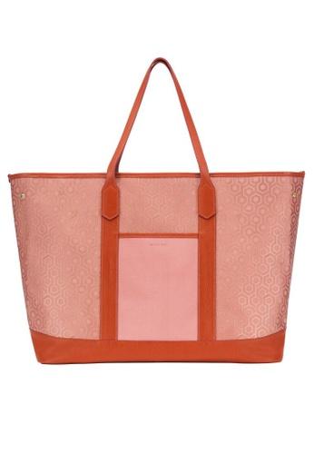 MISCHA pink MISCHA Bucket Tote - Rose 90148AC657865FGS_1