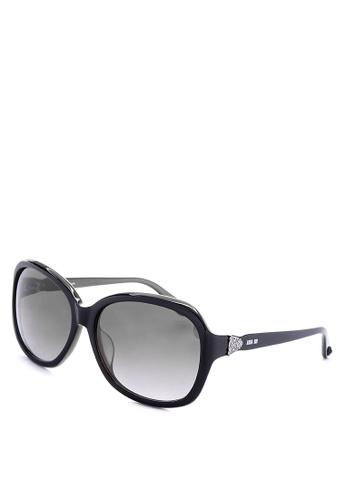 Anna Sui black AS1052-1001 Sunglasses E6061GL39BDEF6GS_1