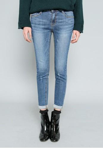 復古緊身牛仔褲,esprit hk 服飾, 緊身牛仔褲