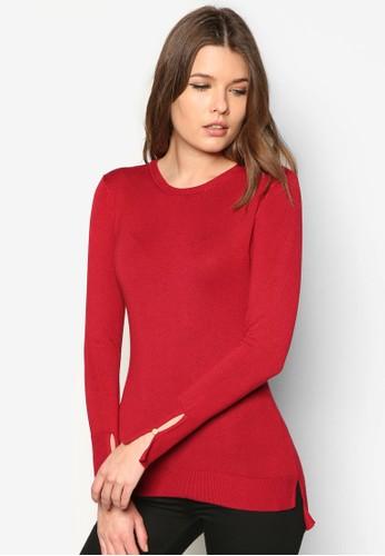 羅紋長袖衫, 服飾, 服zalora退貨飾