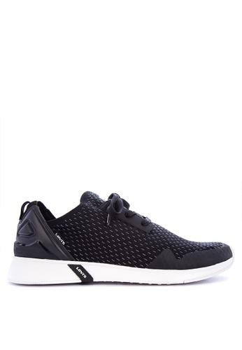 Levi's black BLACK TAB SNEAKER TEXTILE Sneakers D8CB2SHA2DFE36GS_1
