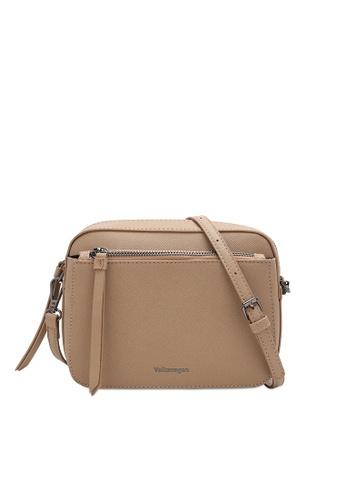 Volkswagen 米褐色 Women's Sling Bag / Shoulder Bag / Crossbody Bag 2BB35AC75B0470GS_1