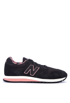 New Balance black 520 Floral Pack Lifestyle Sneakers NE652SH0KPQ7PH_1