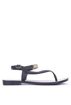 d7f5445674676c Grendha black Imprevisivel Sand Sandals 038B0SHC51AD65GS 1