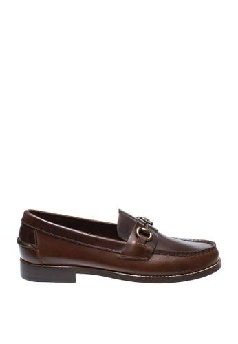 Sebago brown Men's Legacy Bit Dress Casual 03D36SH77B33BBGS_1