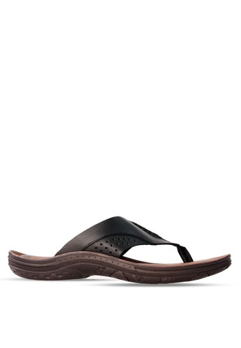 Tony Perotti black Tony Perotti Sandal Archer - Black TO890SH0VNHBID_1