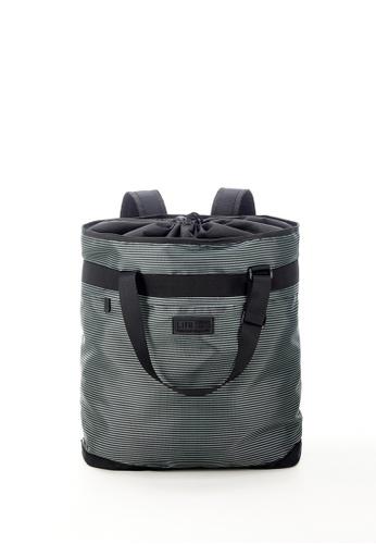 Life8 black Casual Waterproof Outsole Tudor Backpack-06442-Black 7D63EACF2FB02FGS_1