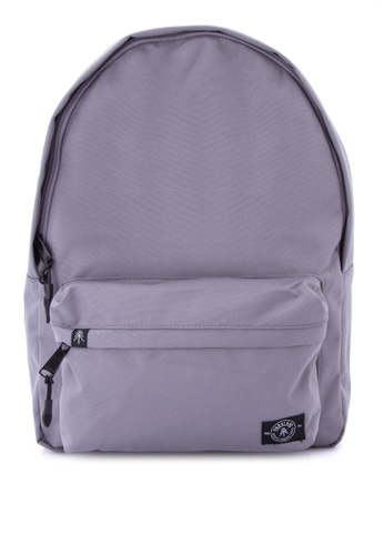 Parkland grey Vintage Backpack PA067AC0ITW9PH_1