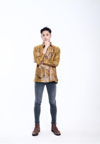 Propaganda multi Truna Premium - Limited Mustardpiece Batik 3AB05AA317847EGS_1