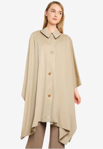 BURBERRY 米褐色 Ilford Trench Coat (oc) AC446ACCD4725DGS_1