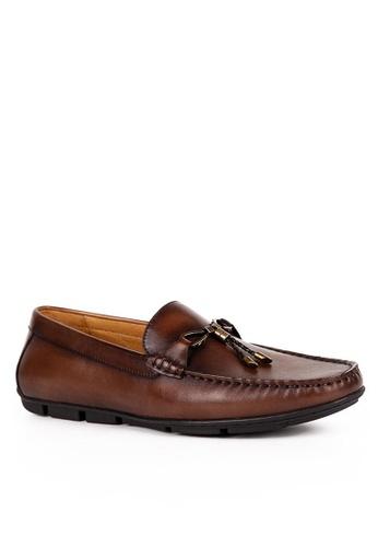 Twenty Eight Shoes Cristoforo復古真皮樂福鞋BL09-2 B8ABBSHA171A39GS_1