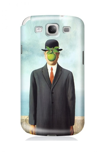 Wonder Cover multi The Son of Man Hard Case for Samsung Galaxy S3 F4385AC2E81883GS_1