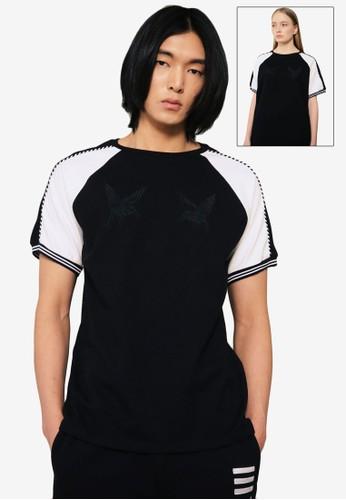 9 by 91,2esprit 中文 Beetlebum 紀念T 恤, 服飾, 上衣