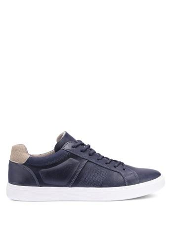 ALDO navy Keraria Low Sneakers C8DB1SHC80F246GS_1