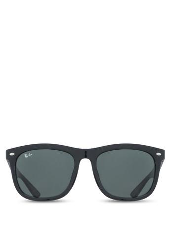 Ray-Ban 黑色 RB4260D Sunglasses RA896GL06UUNMY_1