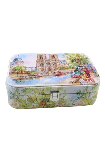 Venice Jewelry multi Fashionable Printed Jewelry box JBPS-LP-06 VE564AC72SMXPH_1