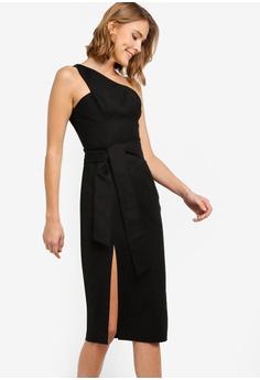 0cb93b7aacd Finders Keepers black Francis Dress 0ACCDAA7845BB3GS 1