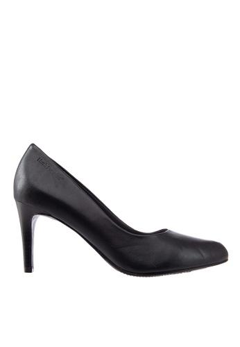 3b6febbebec90 Hush Puppies black Hush Puppies Women's Tasha II Heels - Black  C86D7SH381EB71GS_1