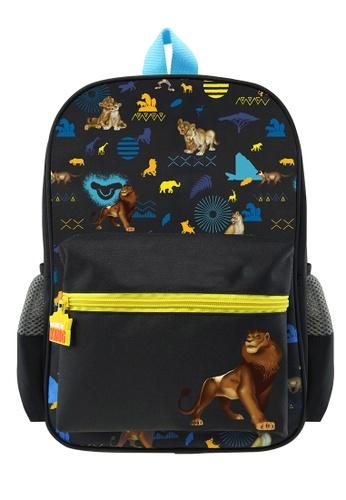 The Lion King black Disney Lion King Kids Backpack (12-inch) 8C9ABKCEC20066GS_1