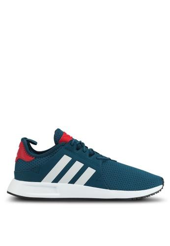 adidas blue adidas originals x_plr AD372SH0SUW3MY_1