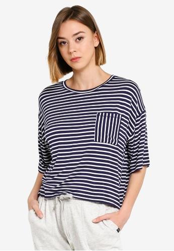 Cotton On Body multi Sleep Recovery Boxy Tshirt 56E8FAA3A223C8GS_1