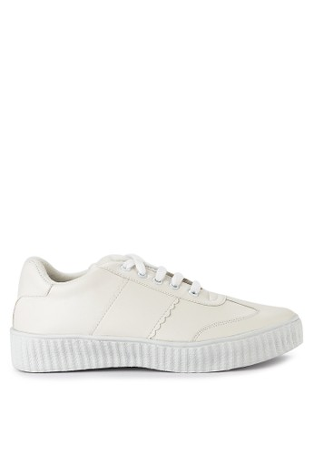 Totally white Sneakers Mila 8E45BSH7C38933GS_1
