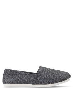 【ZALORA】 Jenna 印花懶人鞋