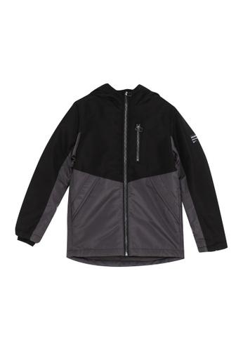 Jack & Jones black Boys Winter Jacket C0F8DKA2F71347GS_1