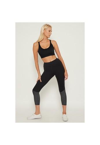 URBN ATHLETICA URBN ATHLETICA Fast Track Reflective Legging FA8DCAAE3D9D8FGS_1