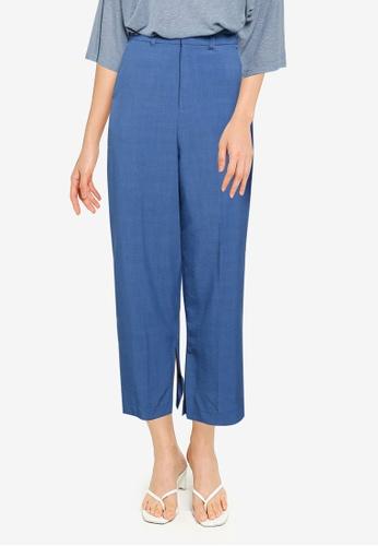 JEANASIS blue Casual Pants 1BFFCAA1EE82D3GS_1