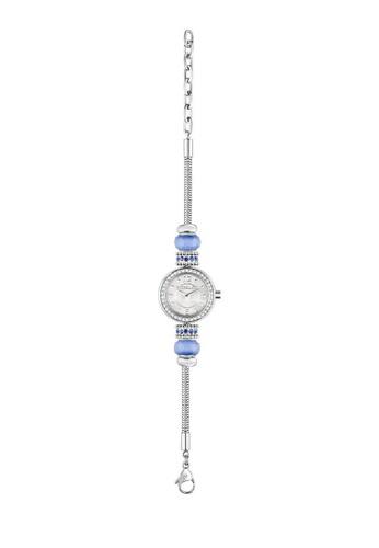 Morellato silver Drops Quartz Watch R0153122542 Silver Metal Strap 07A2CAC7B8D4CEGS_1