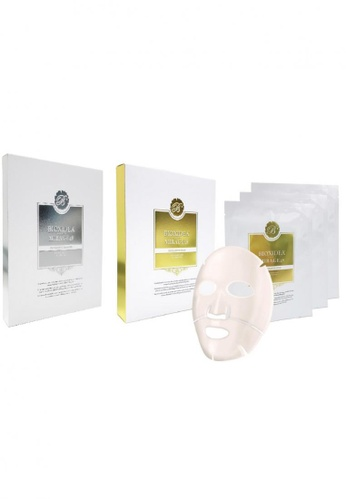 Bioxidea Bioxidea™ Mirage48 Excellence Diamond & Gold Hydrogel Mask Set BI930BE58TINSG_1
