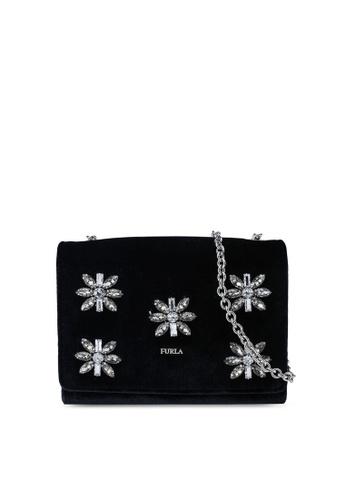 Furla black Furla Viva Mini Pochette Bag 421CBAC7AD4354GS_1