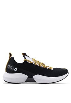 da810a64c71 Reebok black Running Sole Fury Shoes 59ED6SH98F0C4EGS 1