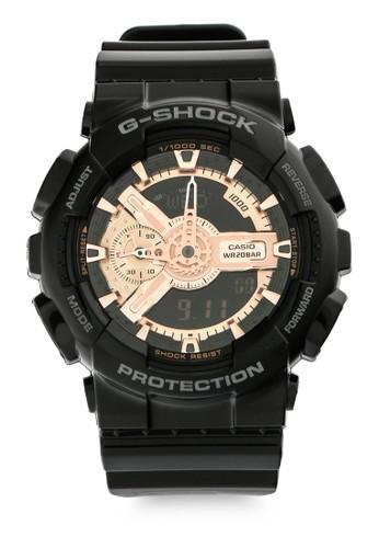 G-Shock black G-Shock Men GA-110MMC-1ADR Black FD6B1ACD04D0DEGS_1