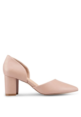 7af3255f95ff Bata pink Pointed Toe Heels C1396SH11645B6GS 1