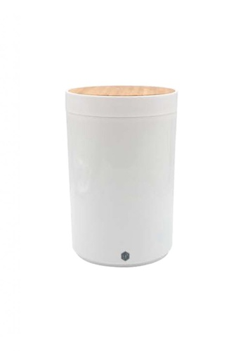 Primeo white Premium Bamboo White Waste Bin 49817HLBD6A65FGS_1