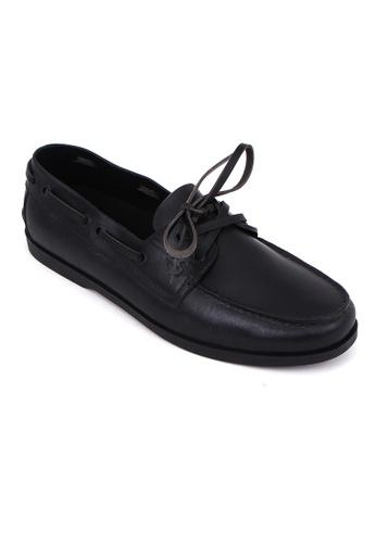 Easy Soft By World Balance black Malibu Boat Shoes EC22ESHDE7B344GS_1